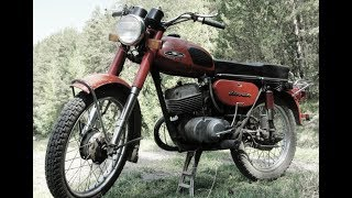 Мотоцикл МИНСК. Почему не стОит покупать НОВОЕ?? НОВОЕ vs Б/У, Китай vs СССР.