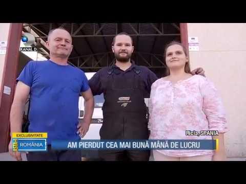 """Asta-i Romania(21.10.2018) - Reportaj EXCLUSIV """"Fac Romania mare in Spania""""! Partea 2"""