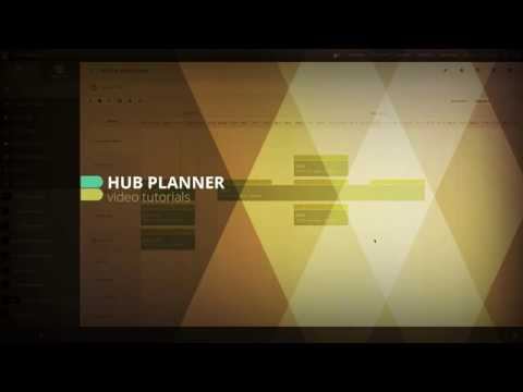 Introduction to the Hub Planner Scheduler and How to Schedule & Create Bookings