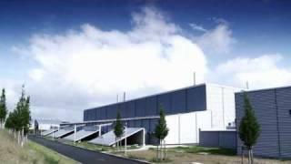 Rechenzentrum und Leitstand der ORGA GmbH, Karlsruhe
