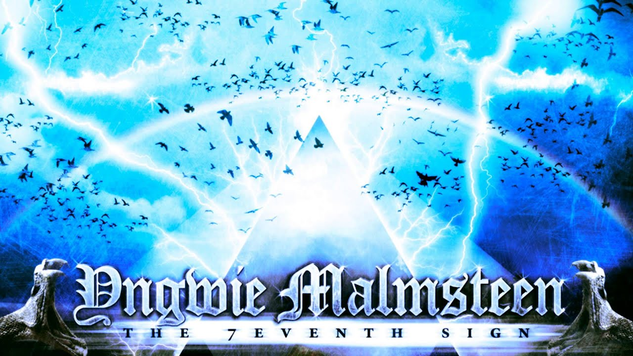 Yngwie Malmsteen - The Seventh Sign - YouTube
