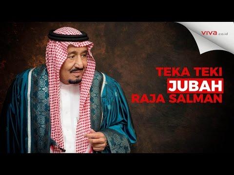Menyingkap Teka Teki Jubah Raja Salman