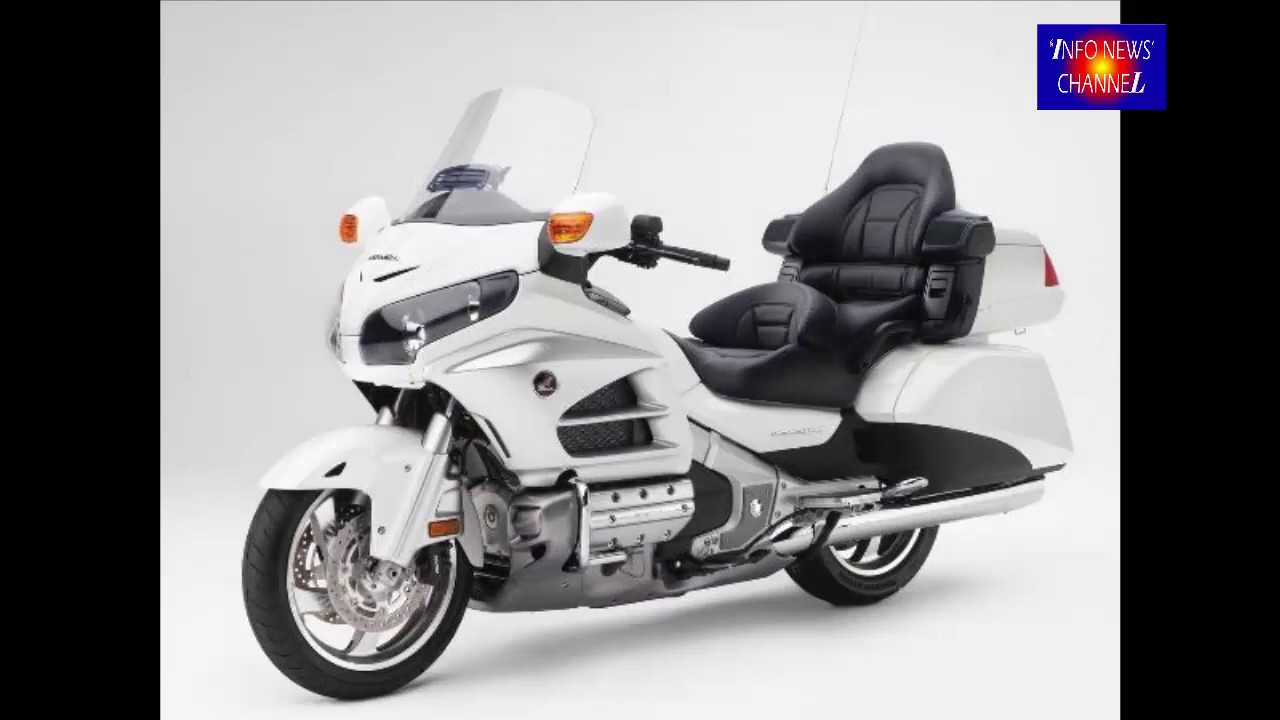 Wing Gold >> Features and benefits of the 2018-2019 Honda GOLD WING - YouTube