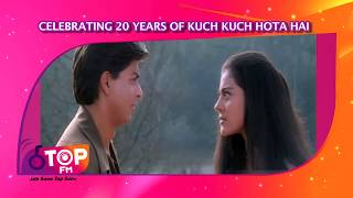 Top FM is celebrating 20 Years of Kuch Kuch Hota Hai | Top FM Radio Station