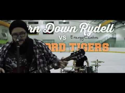 Burn Down Rydell  FIGHT (featuring. Fred Mascherino - taking back sunday/terrible things)