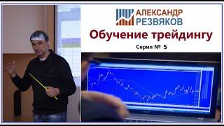 Обучение трейдингу с Александром Резвяковым - рыночная стоимость акций.