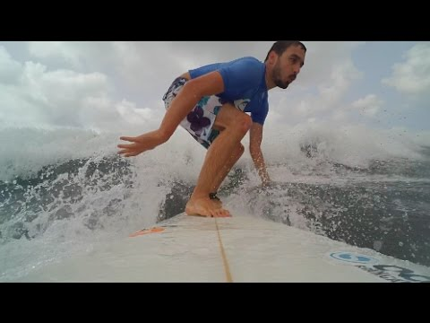 Gran Canaria Solo Travel and Surf - Summer 2016