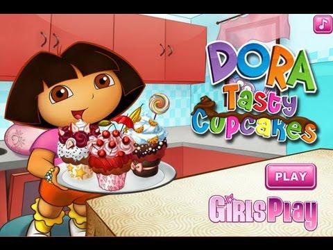 Juegos de Cocina con Dora - YouTube