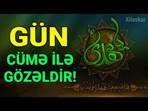 Gün cümə ilə gözəldir - Cümə gününə aid super status videosu
