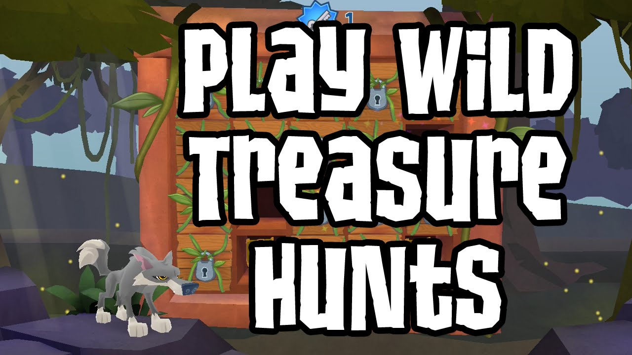 Treasure Hunt Spiel