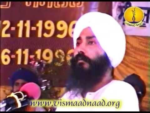 Raag Suhi Partaal_ Bhai Baldeep Singh Delhi : Adutti Gurmat Sangeet Samellan 1996