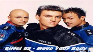 Eiffel 65 - Move Your Body (Instrumental Cover)