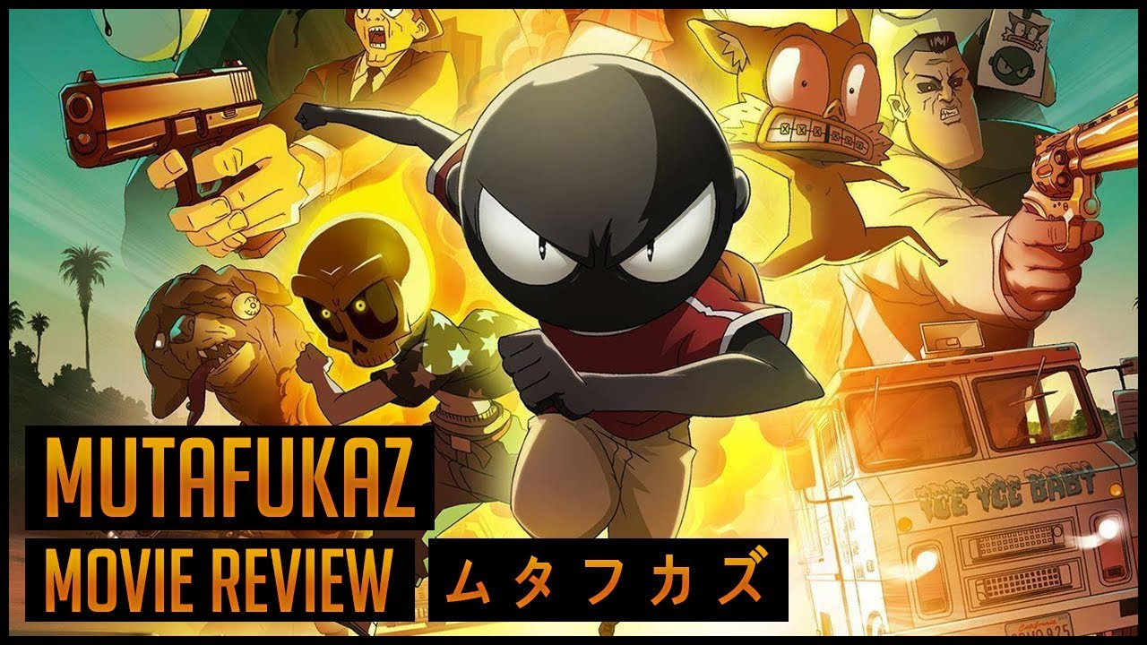 Mutafukaz Review Youtube