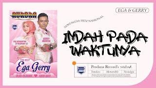 Download Ega Noviantika D'A 2 Feat Gerry Mahesa - Indah Pada Waktunya ( Official Music Video )