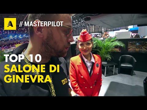 Le TOP 10 del Salone di Ginevra 2019 scelte da Masterpilot