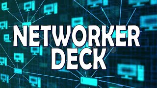 Magic Review - Networker Deck by Paul Brook