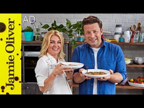 Incredible Italian Soup | Zuppa Toscana | Jamie Oliver | #MyFoodMemories | AD