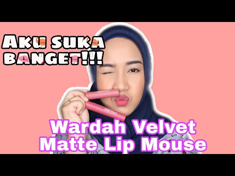wardah-velvet-matte-lip-mouse-|-review-&-swatch-shade-pink-and-fuchsia