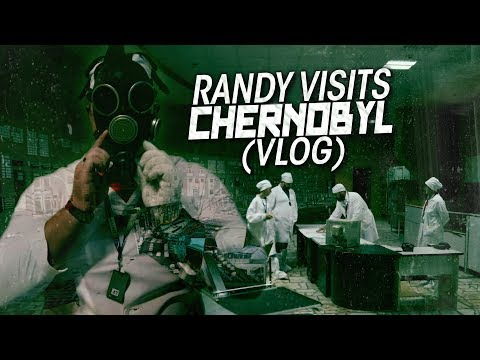 Exclusive Chernobyl Nuclear Power Plant Tour (Inside Reactor #3)
