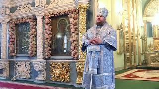 Слово митрополита Ферапонта в праздник Введение во храм Пресвятой Богородицы
