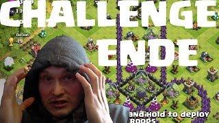 [facecam] CHALLENGE ENDE! || CLASH OF CLANS || LP COC [DEUTSCH/GERMAN HD]