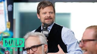 """Steve Zahn's Role In """"Valley of the Boom"""" Scared The Hell Out Of Him...In A Good Way"""