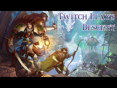 Twitch Plays Descent - Week 3