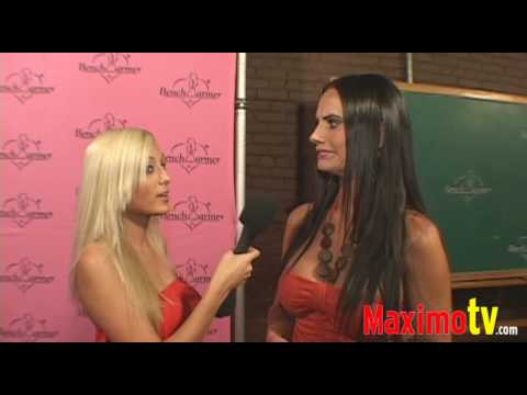 KRISTEN DE LUCA at Bench Warmer Party August 28, 2009
