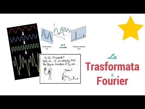#3 La Trasformata di Fourier