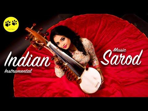 INDIAN No Copyright- Royalty Free Music-Indian Classical Music🇮🇳 Sarod -Yellow Tunes | Inba Raj