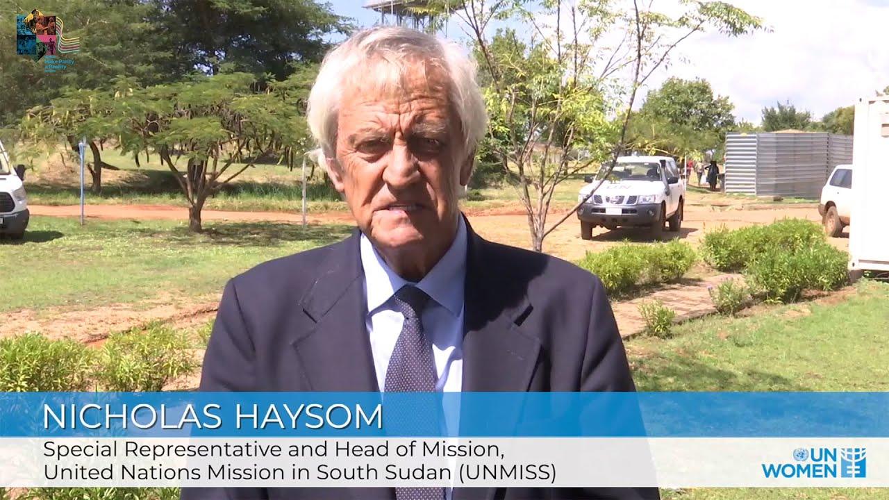 Making Parity a Reality in the UN | SRSG Nicholas Haysom  - نشر قبل 9 ساعة