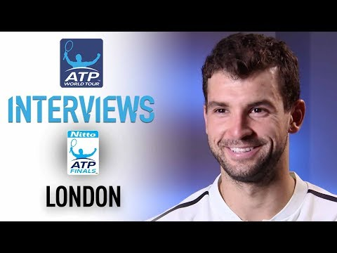 Dimitrov Thrilled To Advance To London Final Nitto ATP Finals 2017 SF