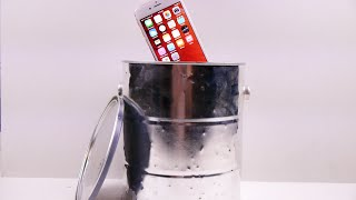 Can an iPhone 6S Survive Inside a Paint Shaker?
