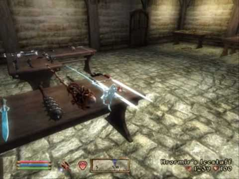 Oblivion - Secret Areas Using Console (PC ONLY)