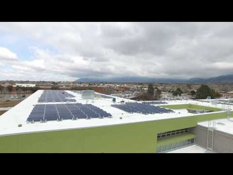 Osceola Energy Solar for Aztec Elementary School - APS
