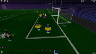 Roblox MPS - Yunus vs BVB - All Touches - Defender Highlights
