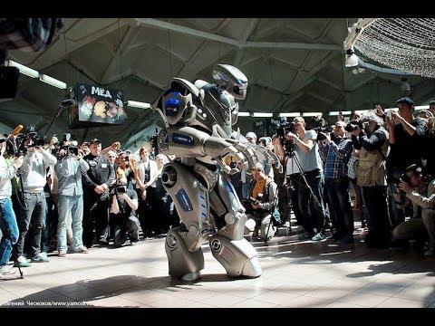 Titan the robot London 2018 (Upgraded version)