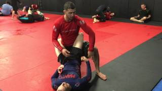 Technique Of The Week: How To Open The Guard In No Gi