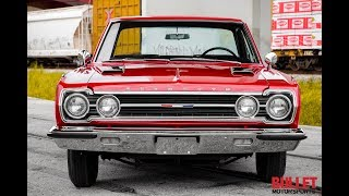 1967 Plymouth GTX Smoking Tires! [4k] | JACK REQUEST