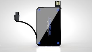 Indiegogo Campaign: LithiumCard - The HyperCharger by LinearFlux