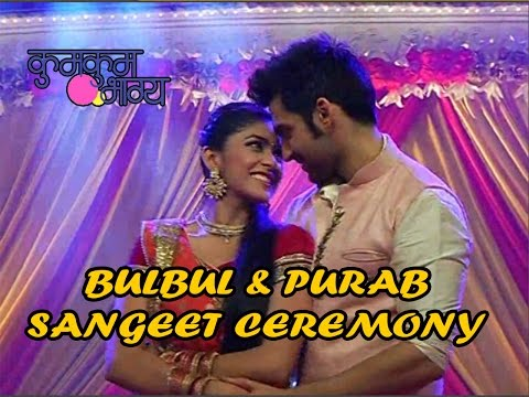 Bulbul & Purab Dance on 'BOL NA HALKE HALKE' Song   Kumkum Bhagya