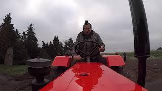Orka zimowa Ursusem c330(ciapkiem) po kapitalnym remoncie! + Engine Sound c330!!!