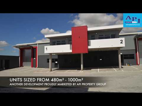 Bellray Business Park | Stikland | Cape Town | (2018)