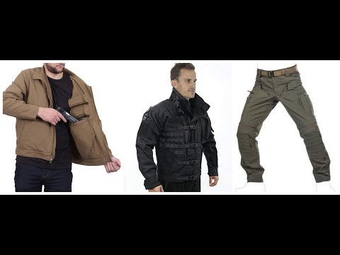 10  CRAZY JACKETS & PANTS YOU NEED TO SEE 2018