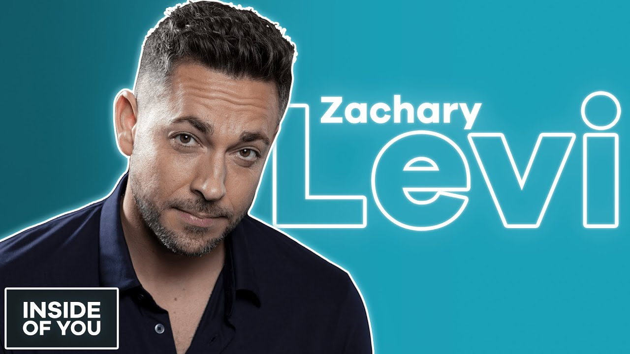 Shazam! Star Zachary Levi... Opening Up Like Never Before (2021) Inside of You Podcast #insideofyou