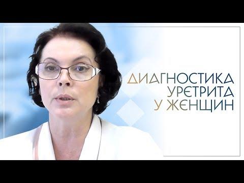 Диагностика уретрита у женщин