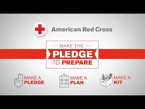 The Red Cross and Boise Paper – Whats in Your Preparedness Kit?