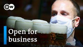 Germany, Austria ease border controls and coronavirus restrictions
