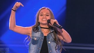 americas got talent 2016 skylar katz 11 yo rapper full judge cuts clip s11e09