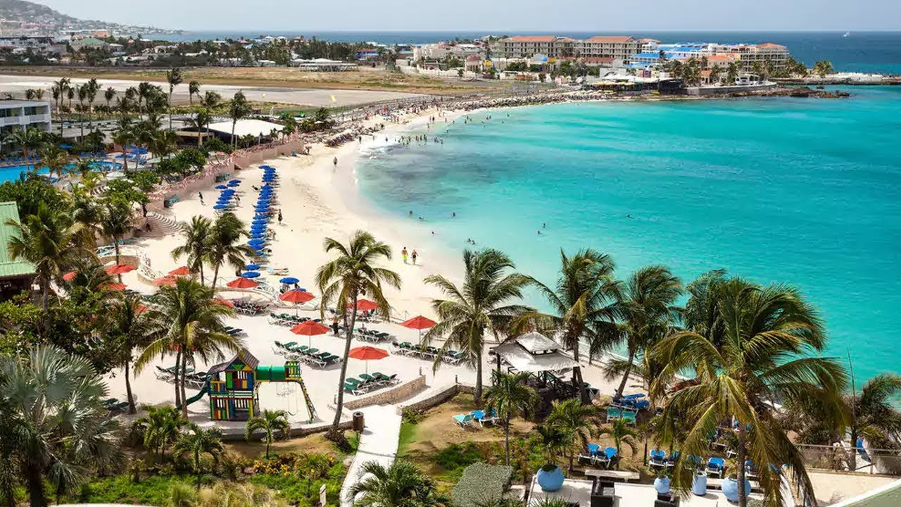 Sonesta Maho Beach Resort Spa St Martin 2018